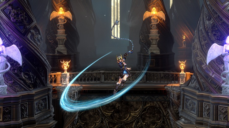Bloodstained: Ritual of the Night game screenshot