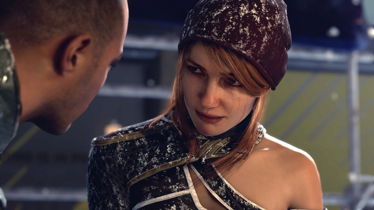 Detroit: Become Human game for PS4 gameplay