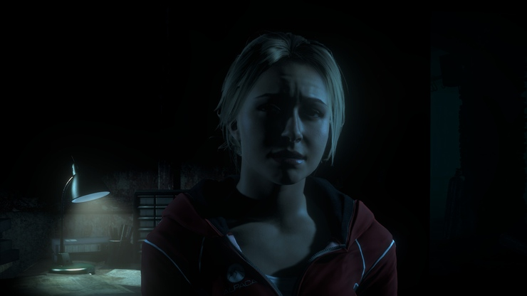 Until Dawn game for PS4 gameplay
